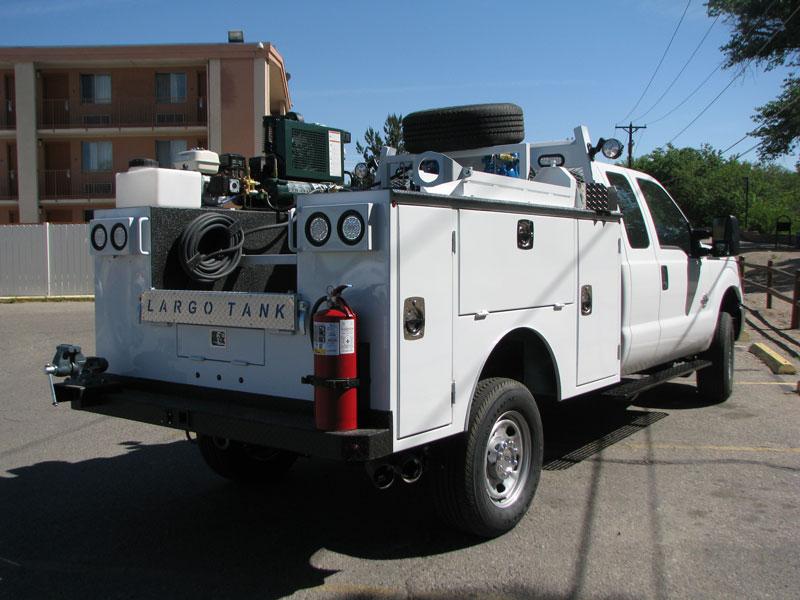 maverick custom body truck