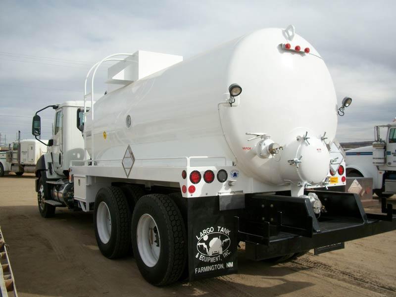 DOT truck features